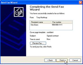 Fax wizard 5